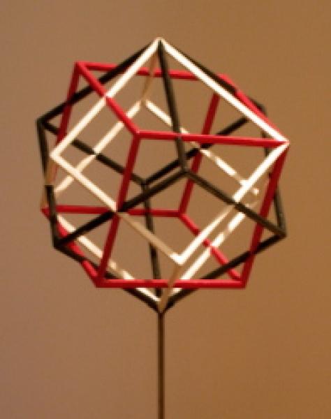 Construire des polyèdres en bois donc d'une certaine épaisseur Walt210