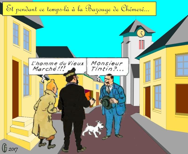 Et si Van Gogh était venu lui-aussi à La Bazouge? (Collages et pastiches) Y_194412