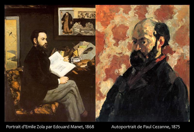 Paul Cézanne et Émile Zola, Lettres croisées (1858-1887) Zola-c10