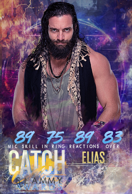 Semaine 41 : United Kingdom & Extreme Rules Elias15