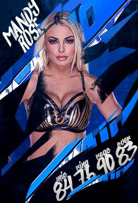 Semaine 56 : WWE Evolution Mandyr17