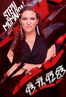Semaine 56 : WWE Evolution Stephm10