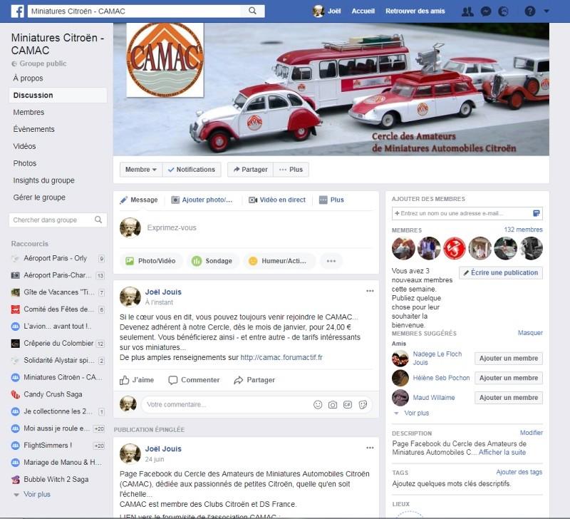 Appel à adhésion... Facebo10