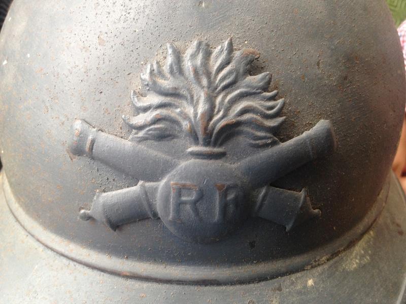 Authentification peinture casque Adrian  Image51