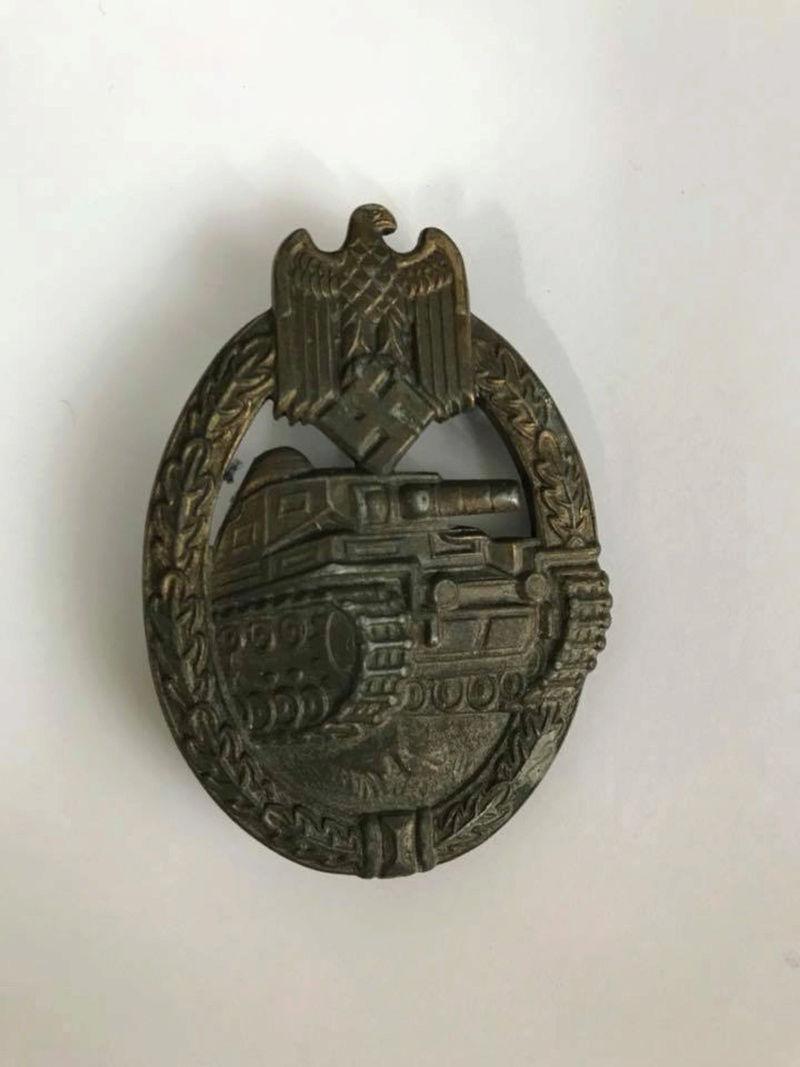 Badge panzer Image75
