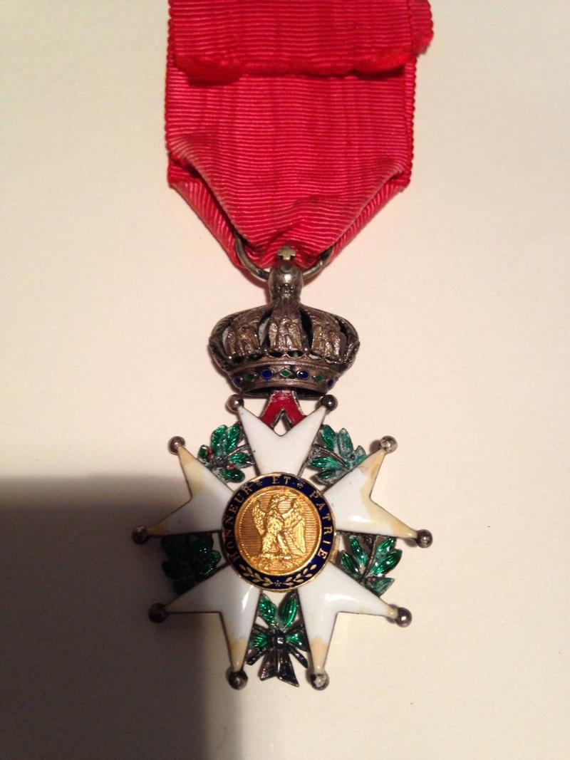 Légion d honneur second empire Image76