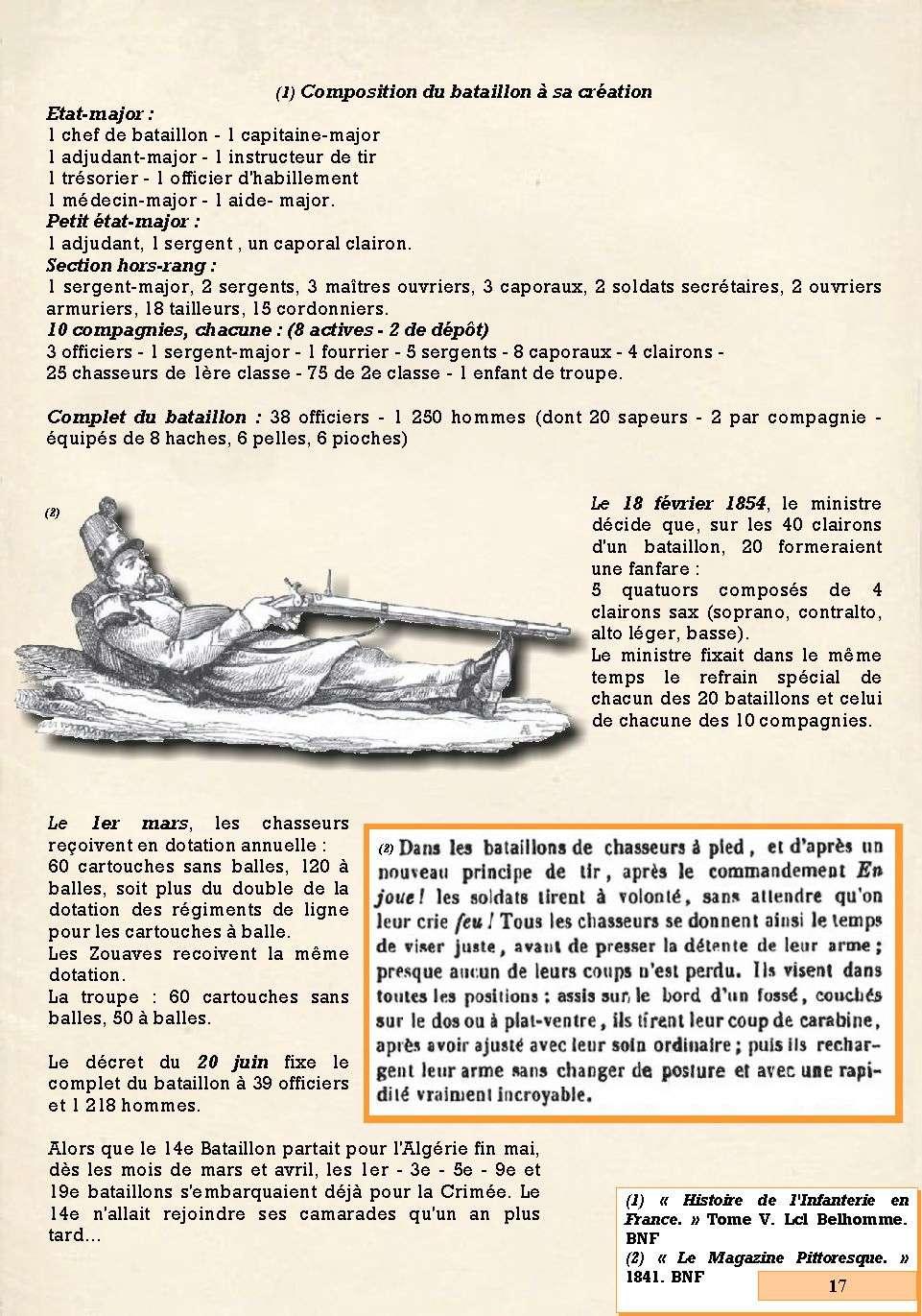 L'Historique du 14e Bataillon de Chasseurs. 1854 - 1962 Page_121