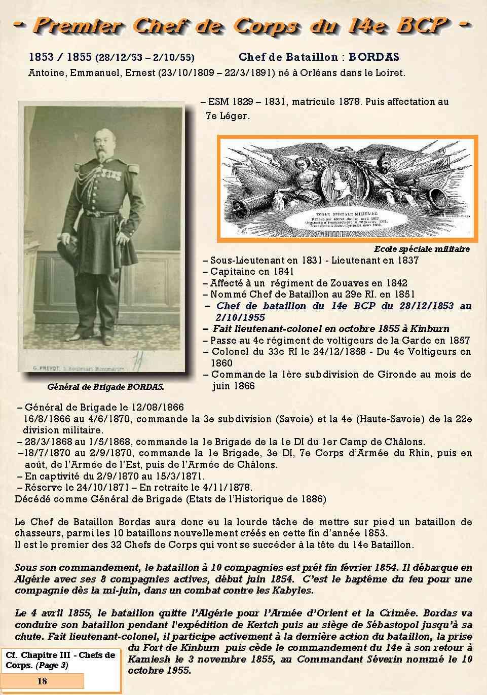 L'Historique du 14e Bataillon de Chasseurs. 1854 - 1962 Page_123