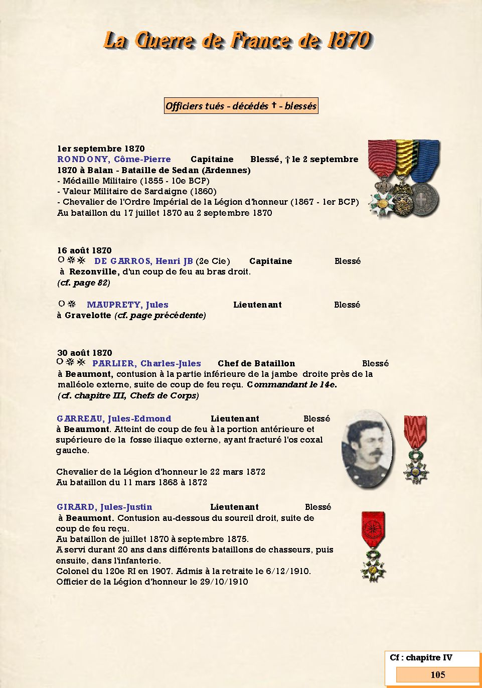 L'Historique du 14e Bataillon de Chasseurs. 1854 - 1962 Page_130