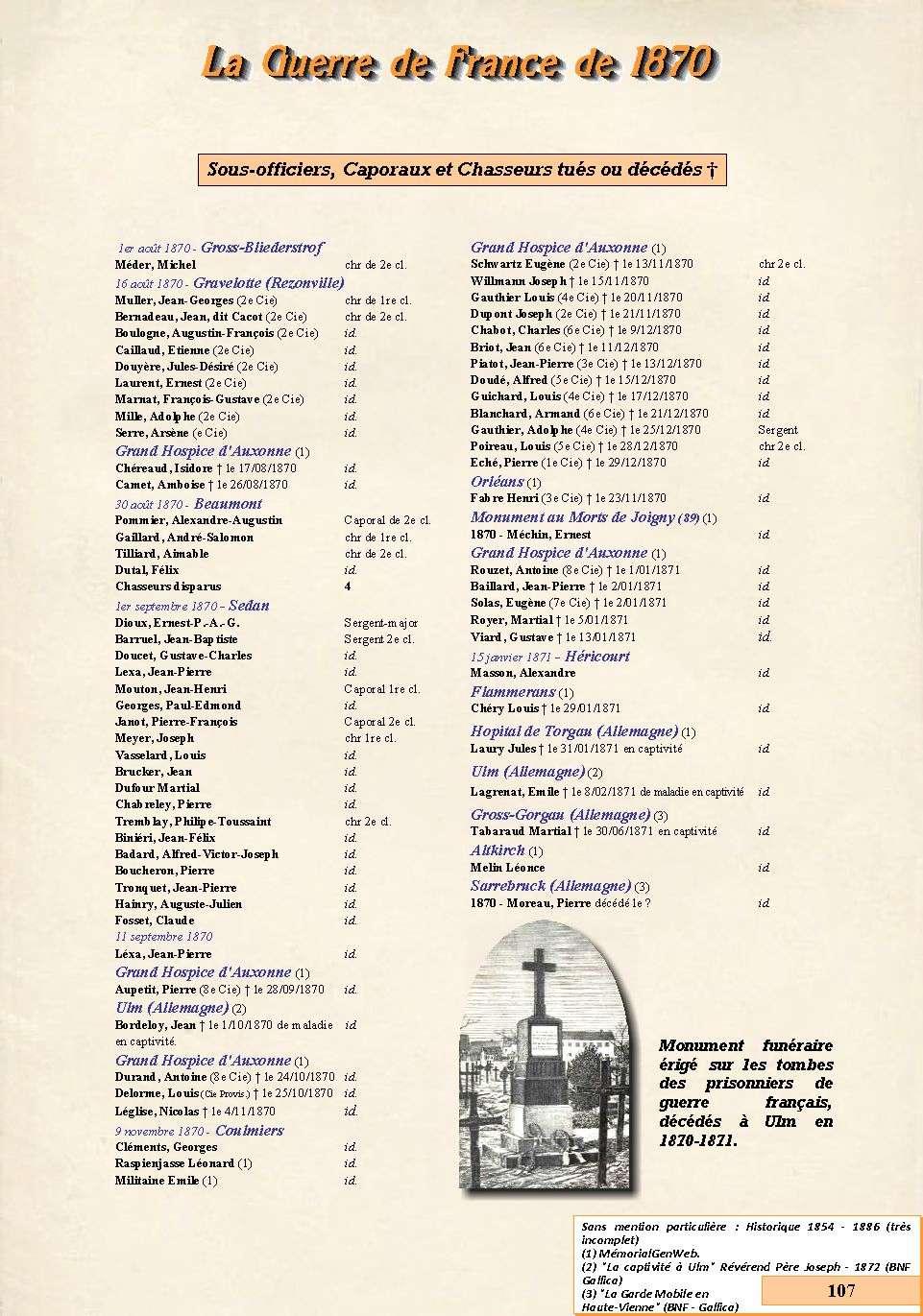 L'Historique du 14e Bataillon de Chasseurs. 1854 - 1962 Page_132