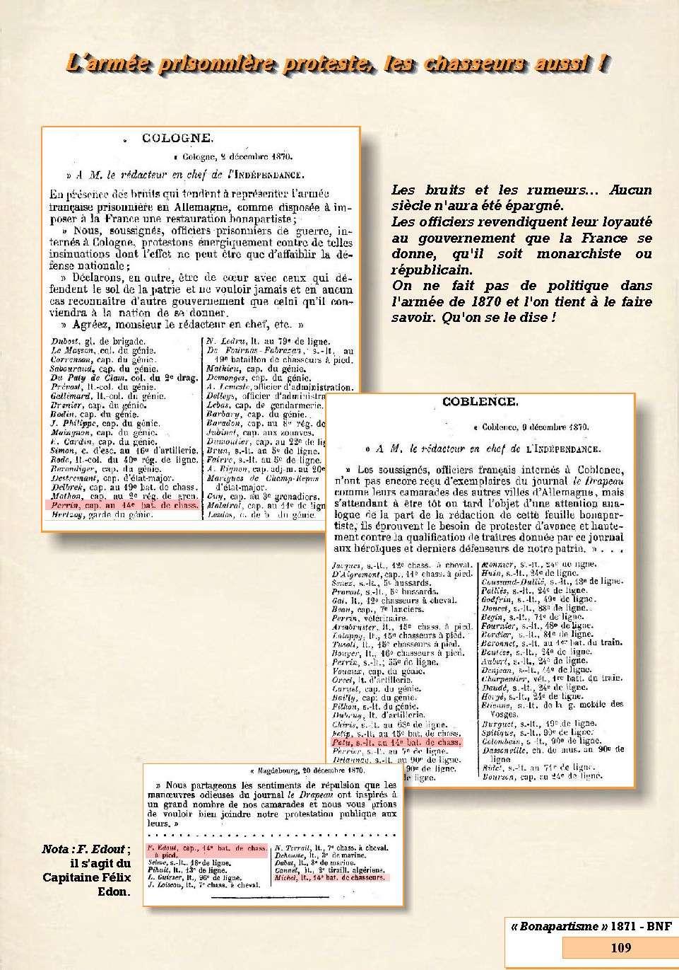 L'Historique du 14e Bataillon de Chasseurs. 1854 - 1962 Page_133