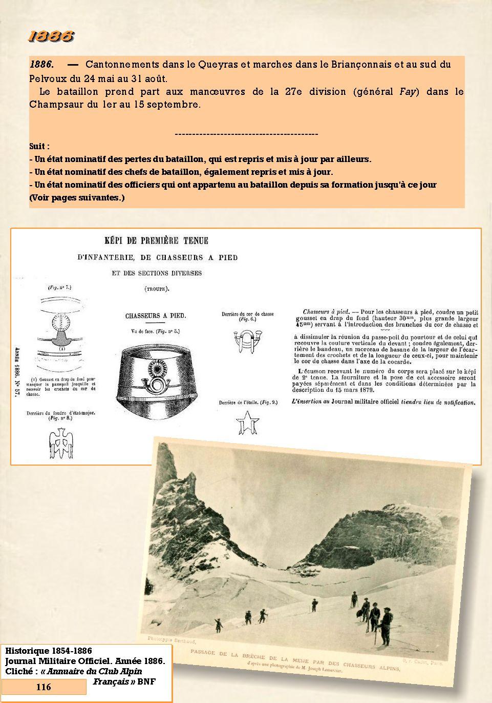 L'Historique du 14e Bataillon de Chasseurs. 1854 - 1962 Page_137