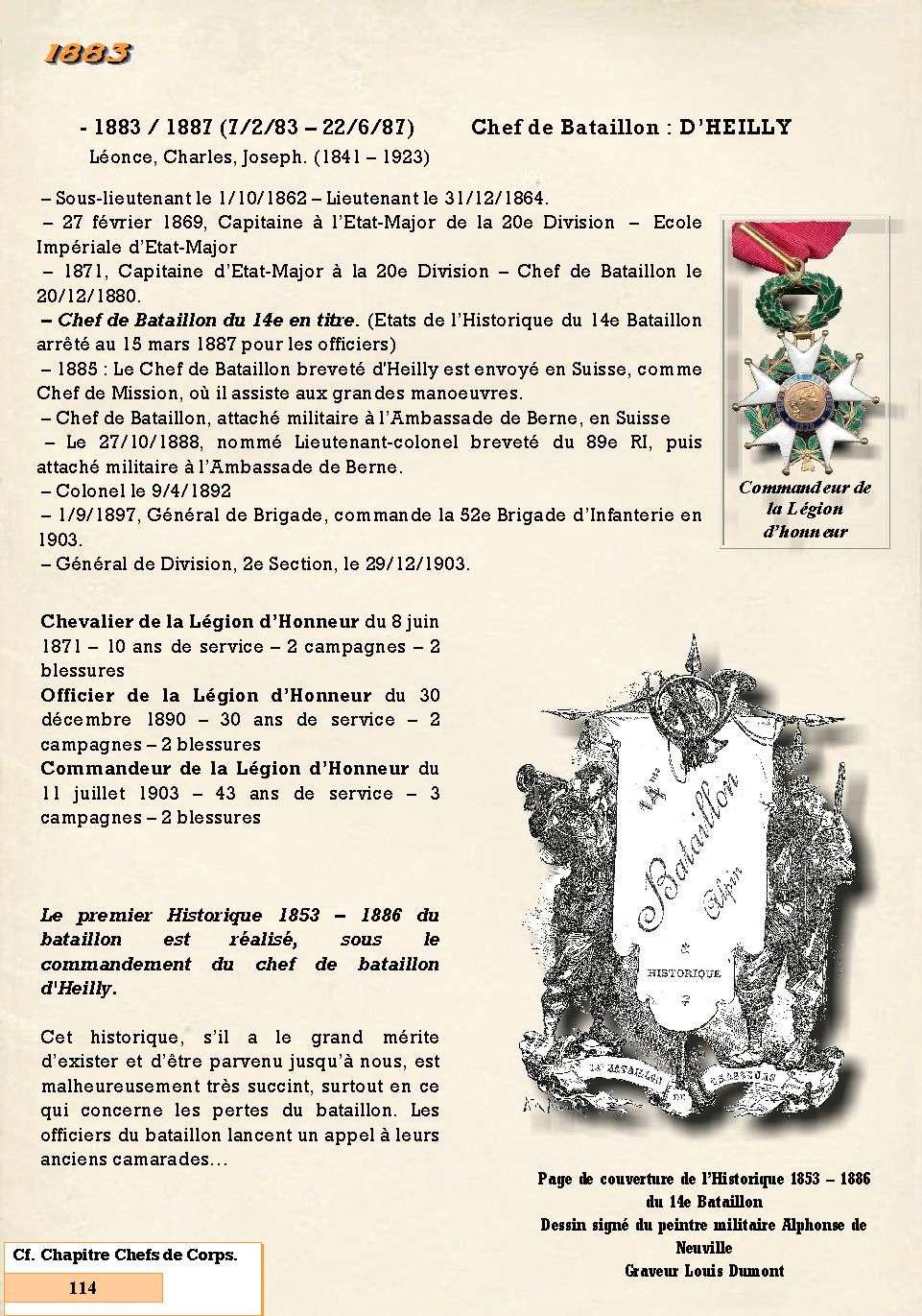 L'Historique du 14e Bataillon de Chasseurs. 1854 - 1962 Page_140