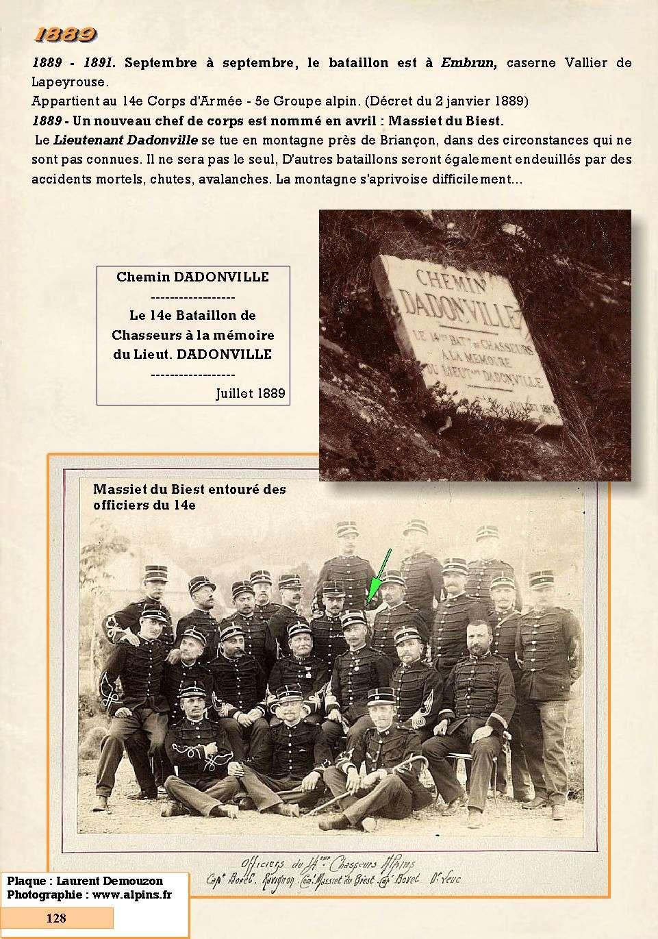 L'Historique du 14e Bataillon de Chasseurs. 1854 - 1962 Page_153