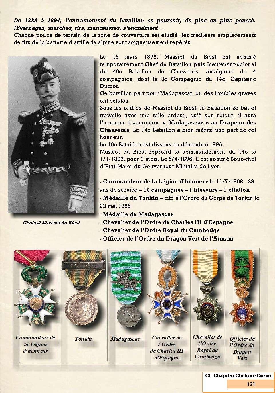 L'Historique du 14e Bataillon de Chasseurs. 1854 - 1962 Page_158