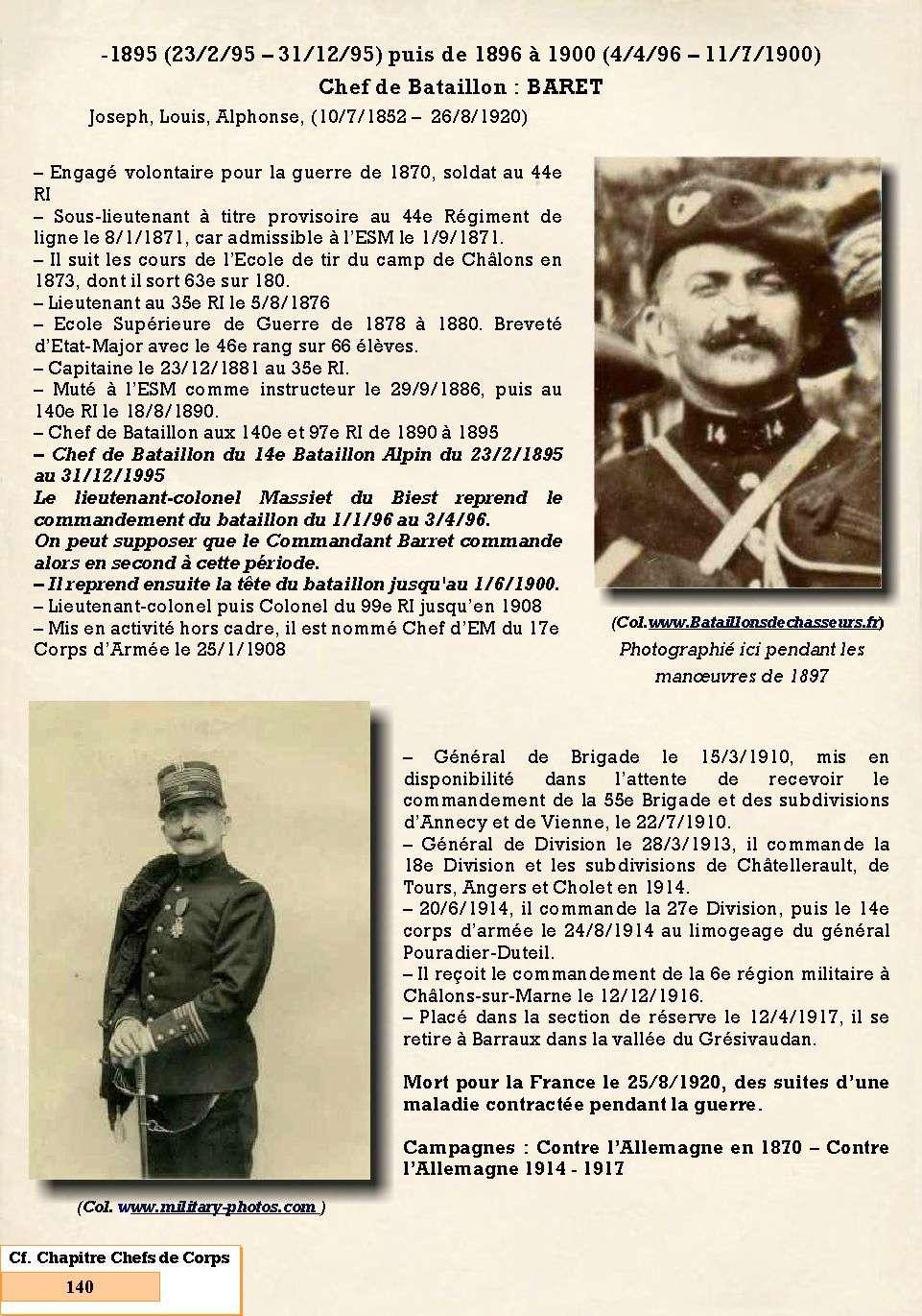 L'Historique du 14e Bataillon de Chasseurs. 1854 - 1962 Page_162