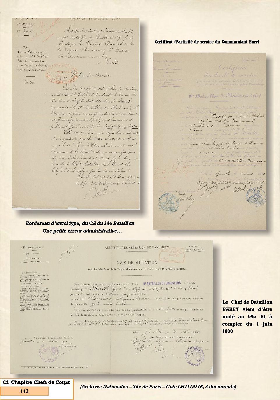 L'Historique du 14e Bataillon de Chasseurs. 1854 - 1962 Page_163