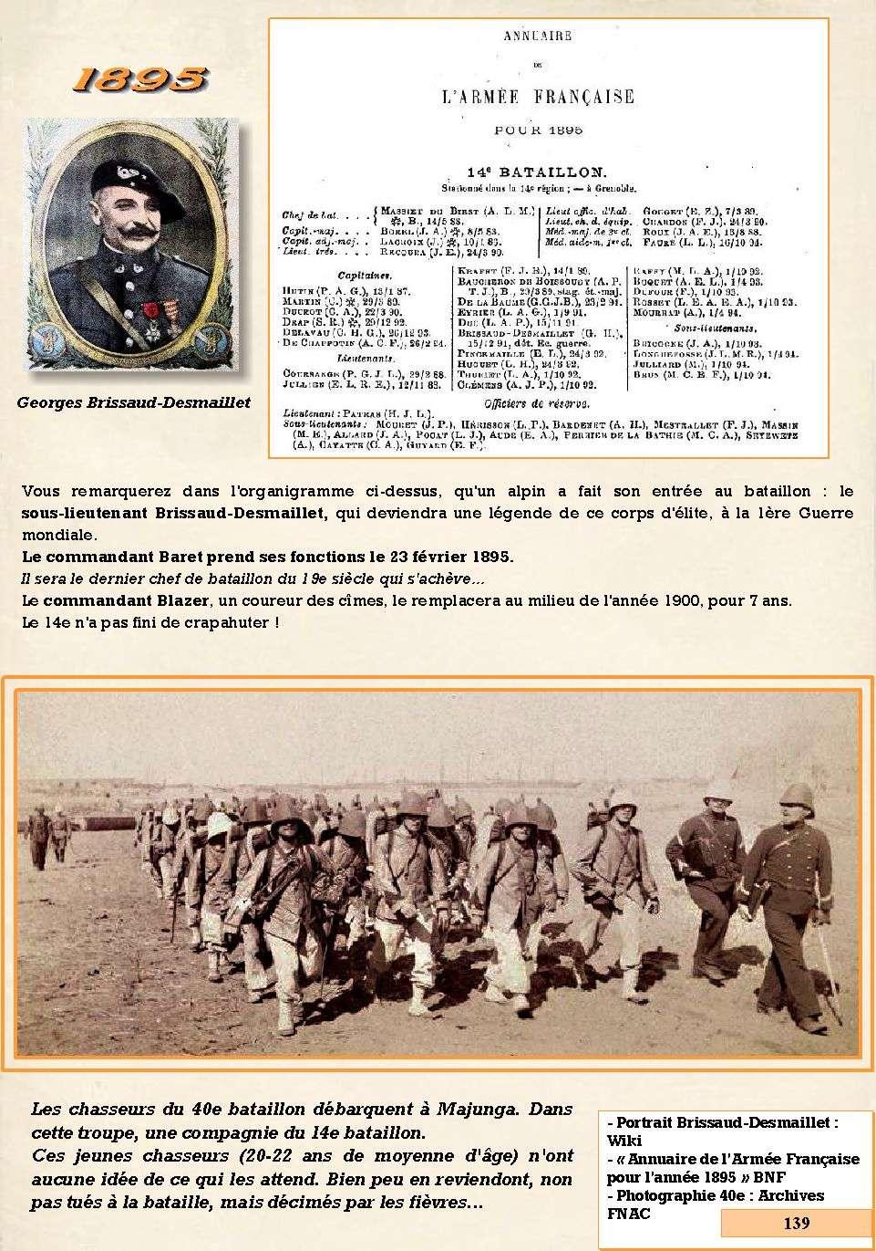 L'Historique du 14e Bataillon de Chasseurs. 1854 - 1962 Page_167