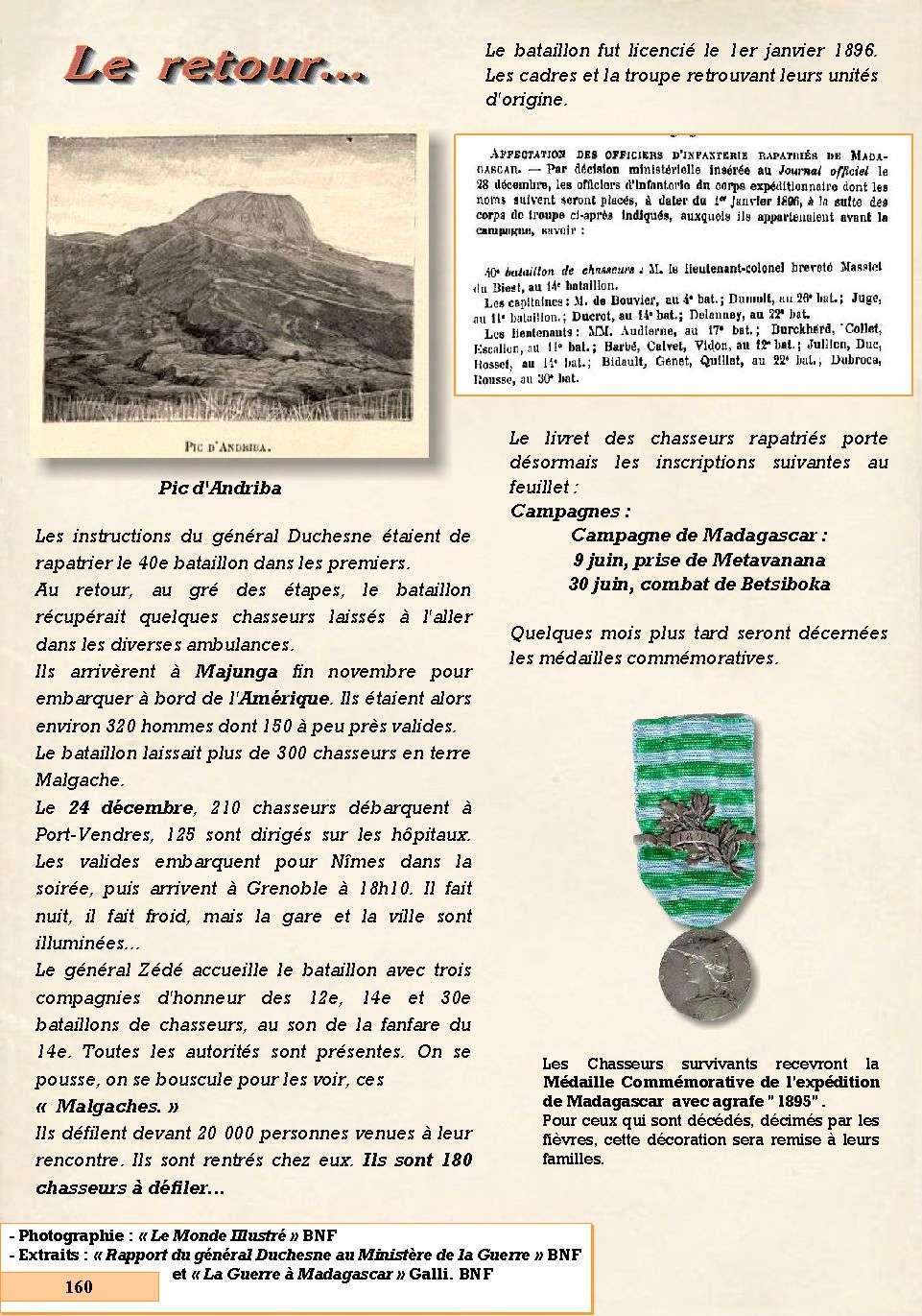 L'Historique du 14e Bataillon de Chasseurs. 1854 - 1962 Page_183