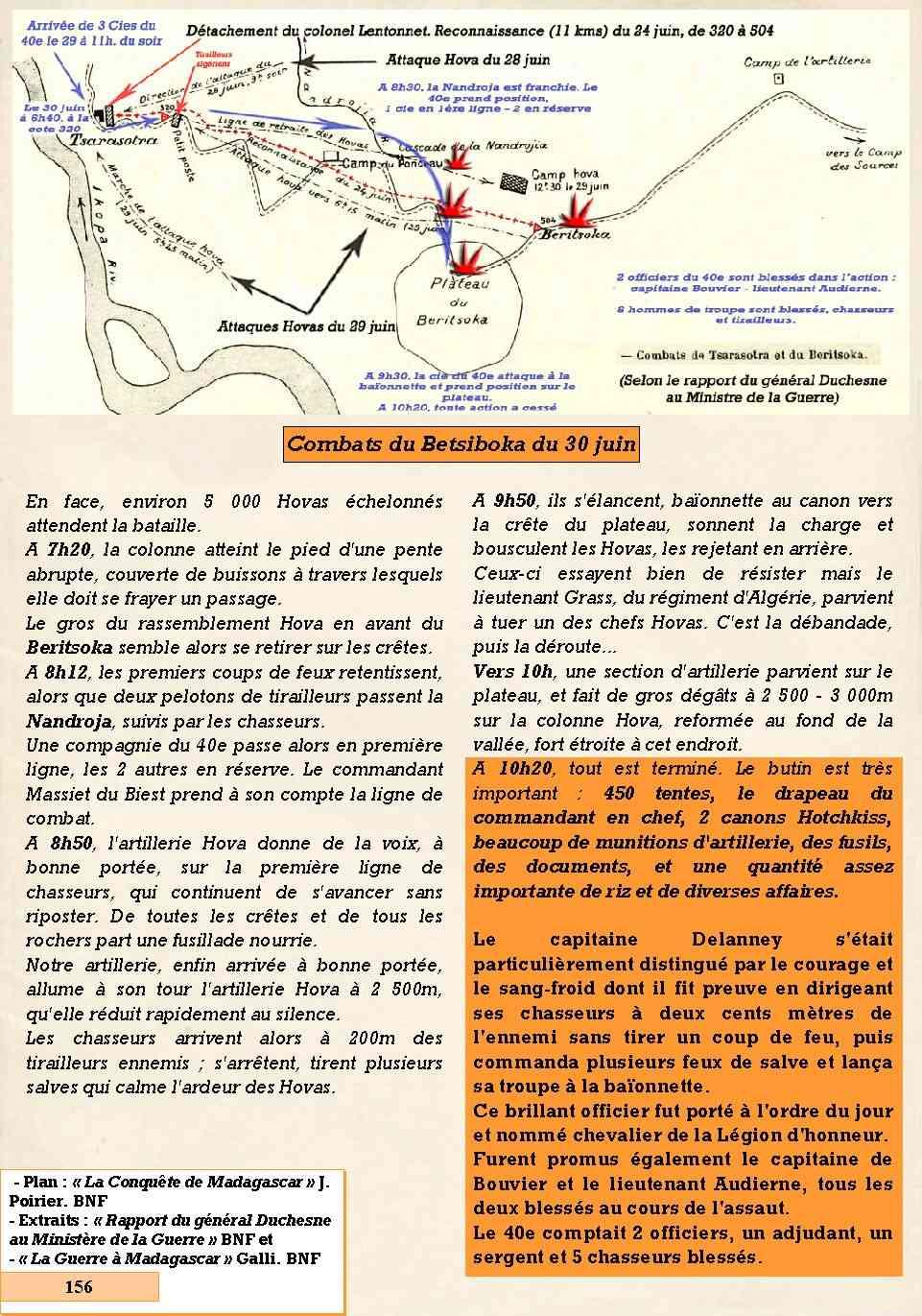 L'Historique du 14e Bataillon de Chasseurs. 1854 - 1962 Page_184