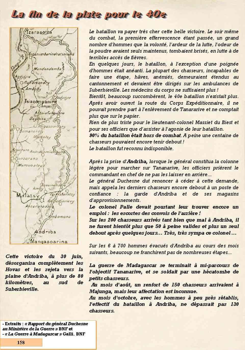 L'Historique du 14e Bataillon de Chasseurs. 1854 - 1962 Page_188
