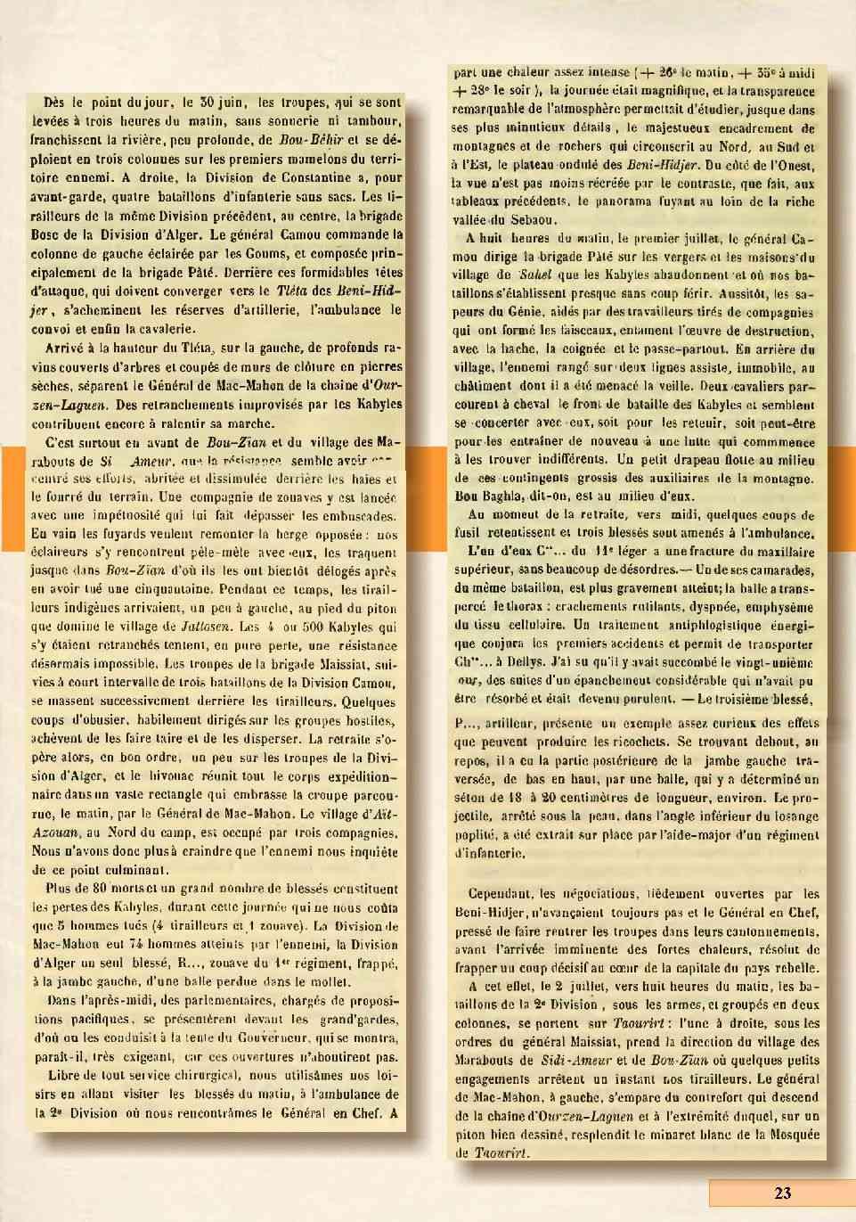 L'Historique du 14e Bataillon de Chasseurs. 1854 - 1962 Page_214