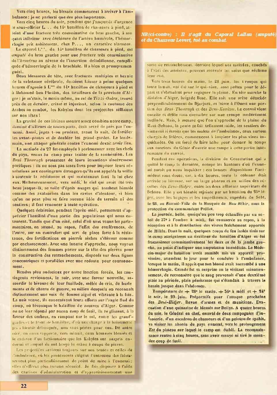 L'Historique du 14e Bataillon de Chasseurs. 1854 - 1962 Page_215