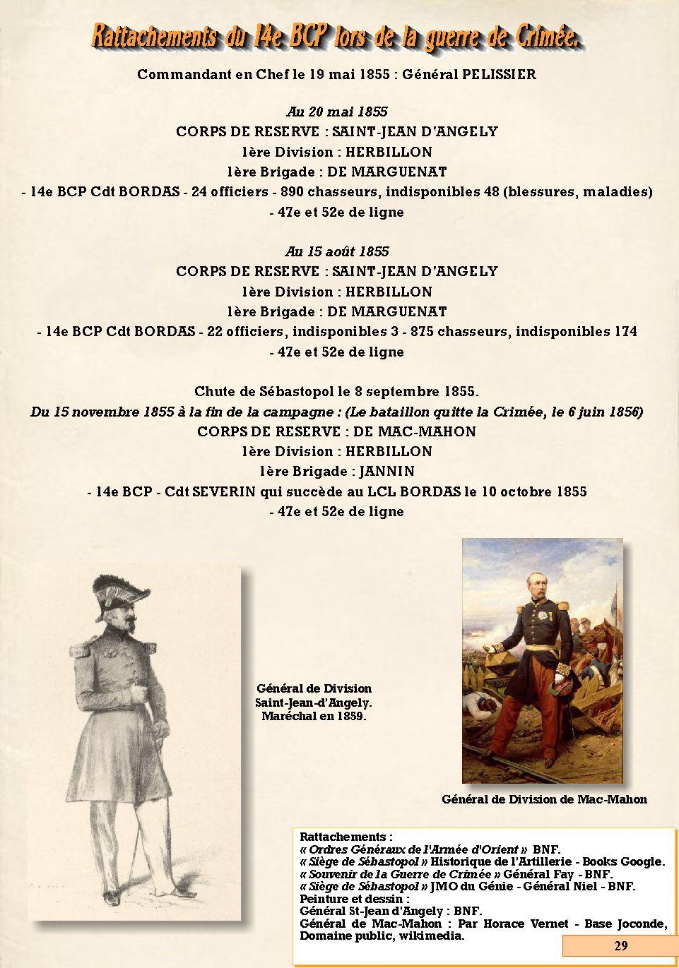 L'Historique du 14e Bataillon de Chasseurs. 1854 - 1962 Page_217