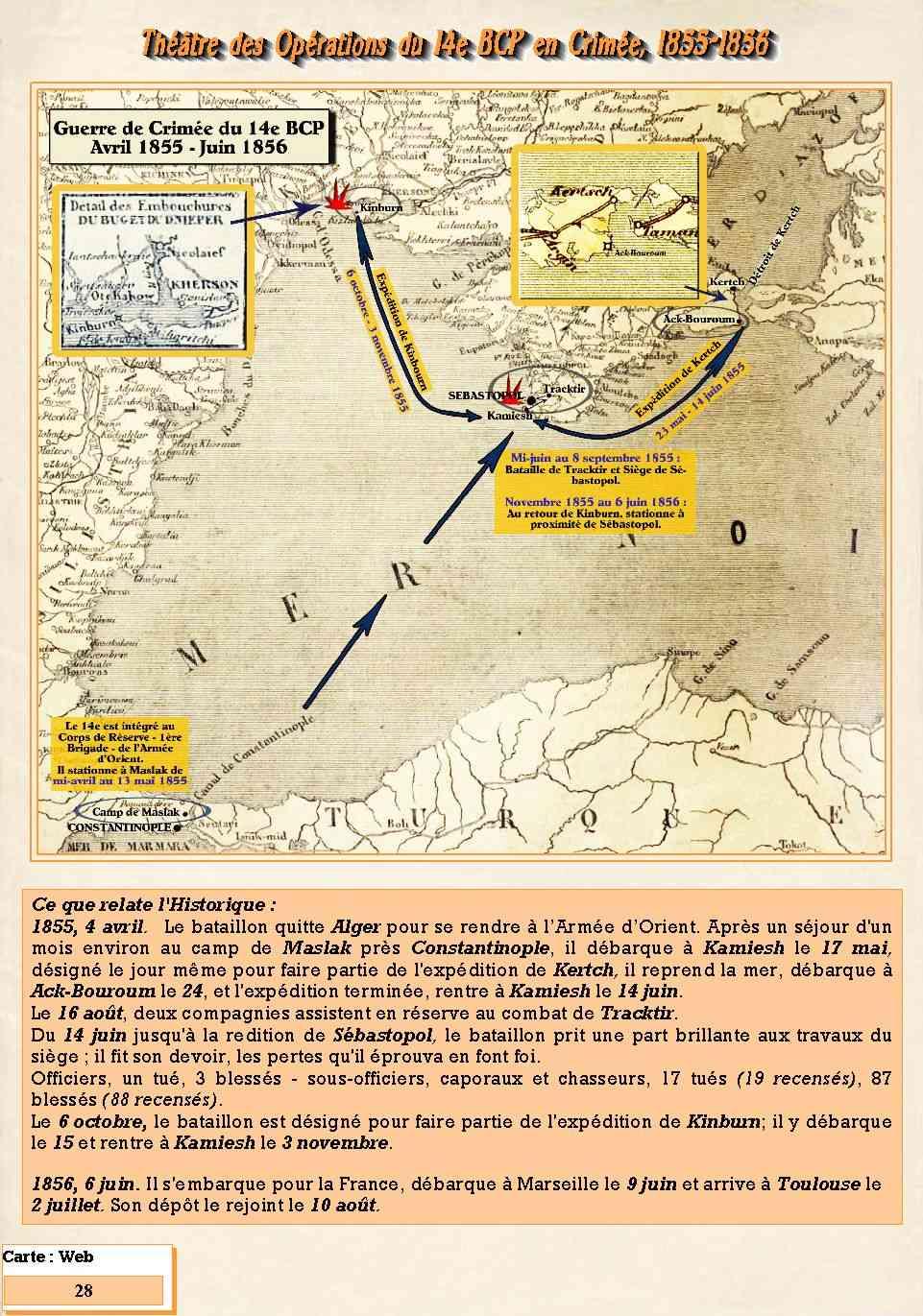 L'Historique du 14e Bataillon de Chasseurs. 1854 - 1962 Page_219