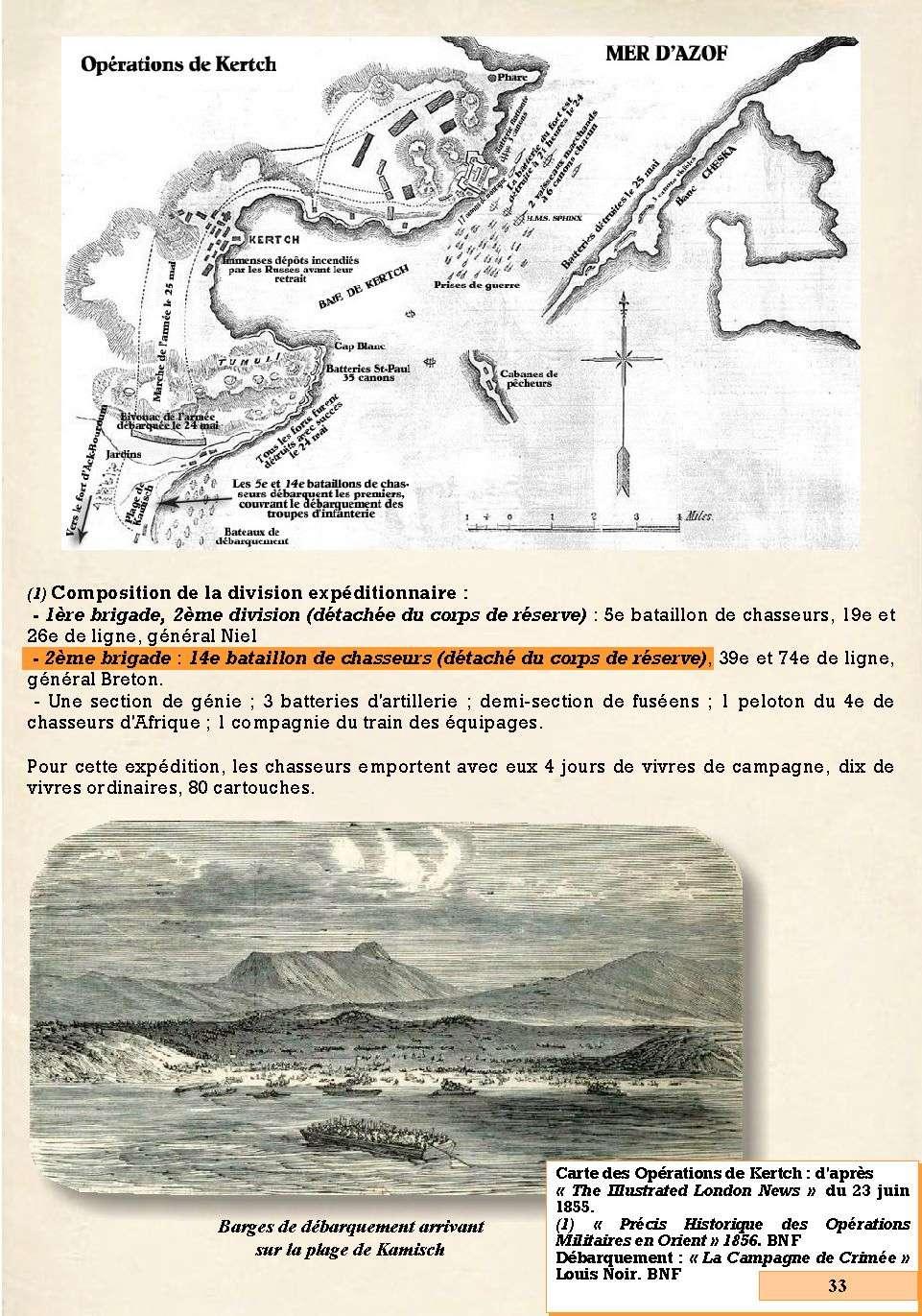 L'Historique du 14e Bataillon de Chasseurs. 1854 - 1962 Page_313