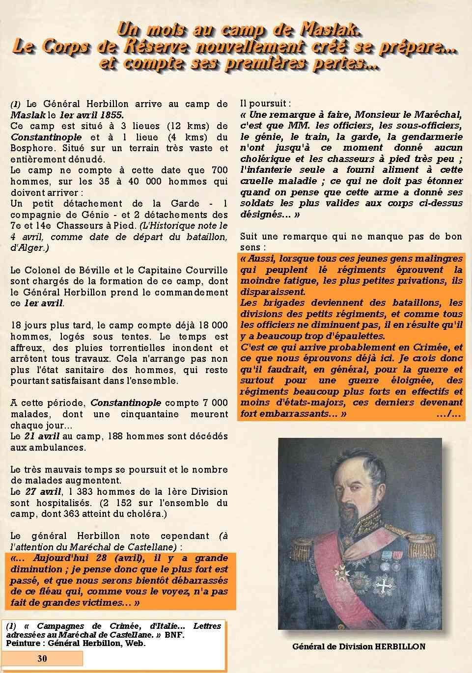 L'Historique du 14e Bataillon de Chasseurs. 1854 - 1962 Page_314