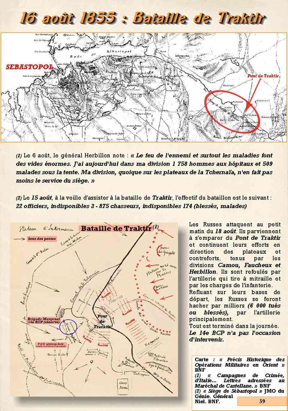 L'Historique du 14e Bataillon de Chasseurs. 1854 - 1962 Page_318