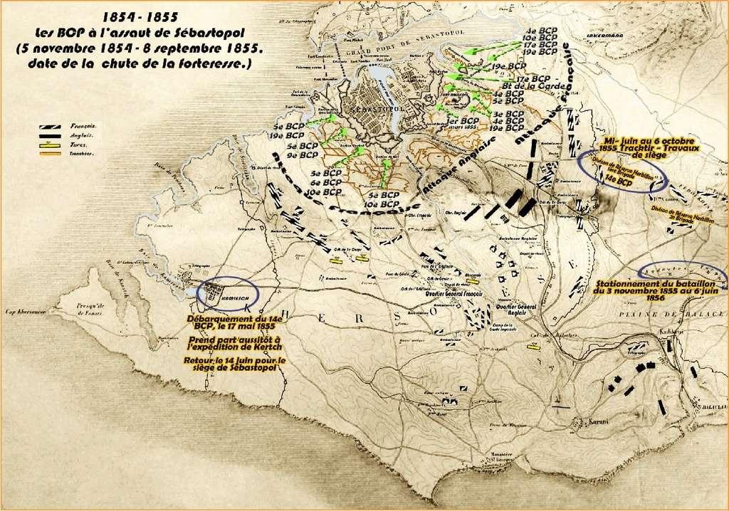 L'Historique du 14e Bataillon de Chasseurs. 1854 - 1962 Page_320