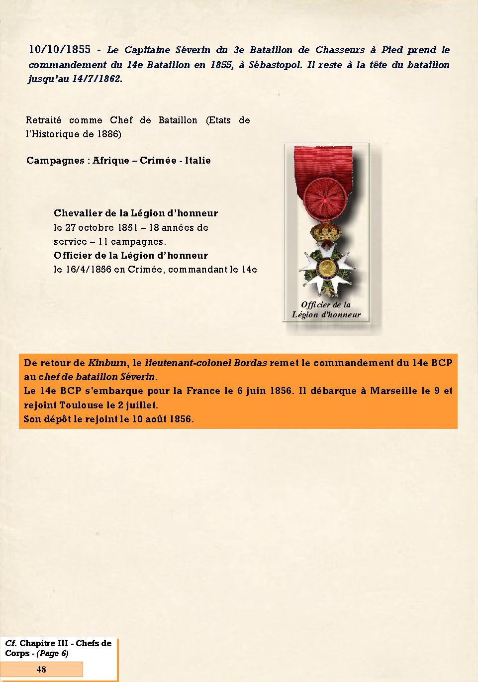L'Historique du 14e Bataillon de Chasseurs. 1854 - 1962 Page_411