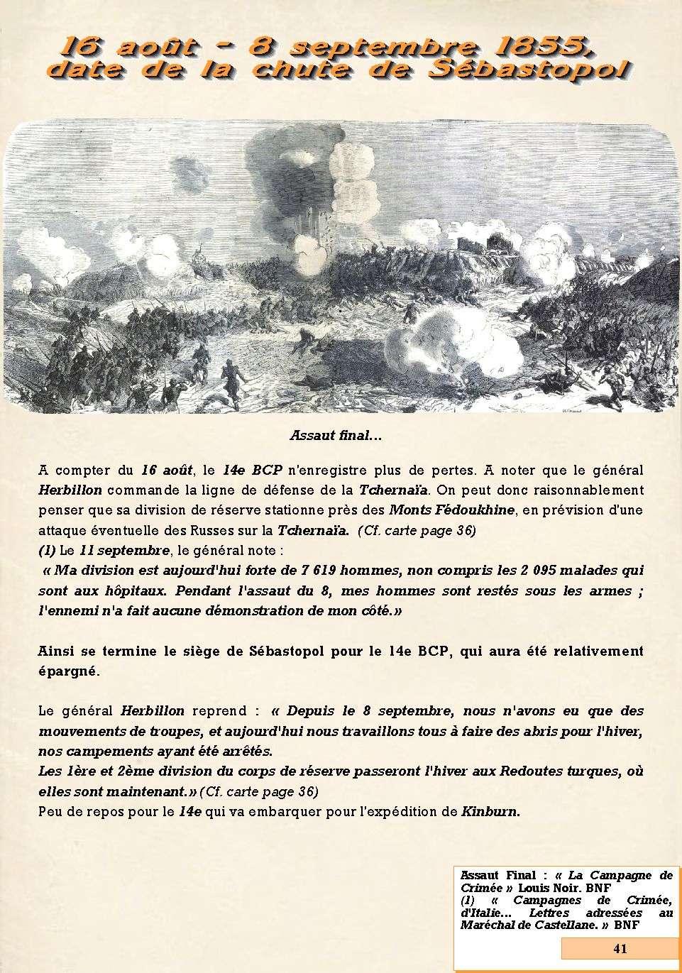 L'Historique du 14e Bataillon de Chasseurs. 1854 - 1962 Page_413