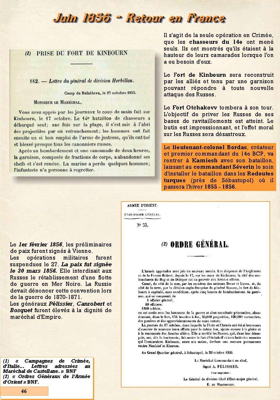 L'Historique du 14e Bataillon de Chasseurs. 1854 - 1962 Page_418