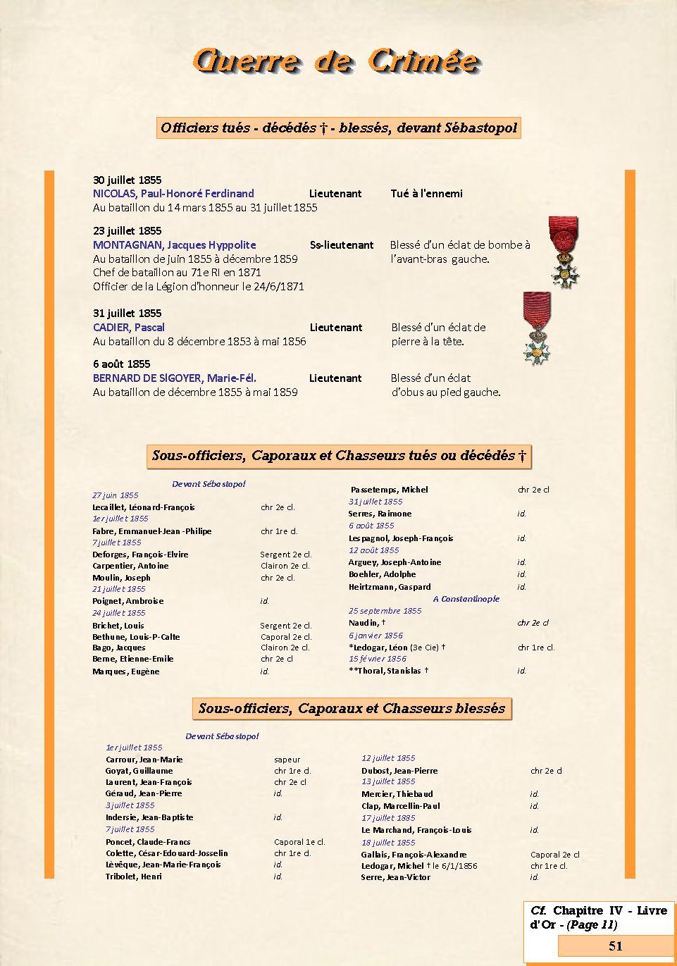 L'Historique du 14e Bataillon de Chasseurs. 1854 - 1962 Page_512