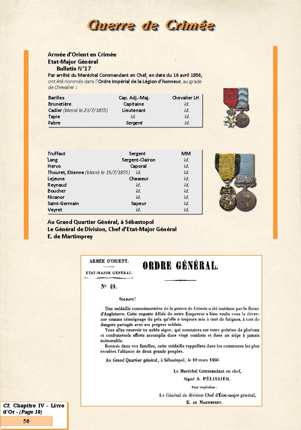 L'Historique du 14e Bataillon de Chasseurs. 1854 - 1962 Page_513