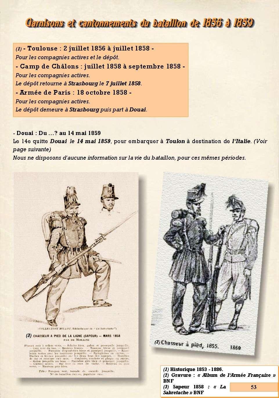 L'Historique du 14e Bataillon de Chasseurs. 1854 - 1962 Page_515
