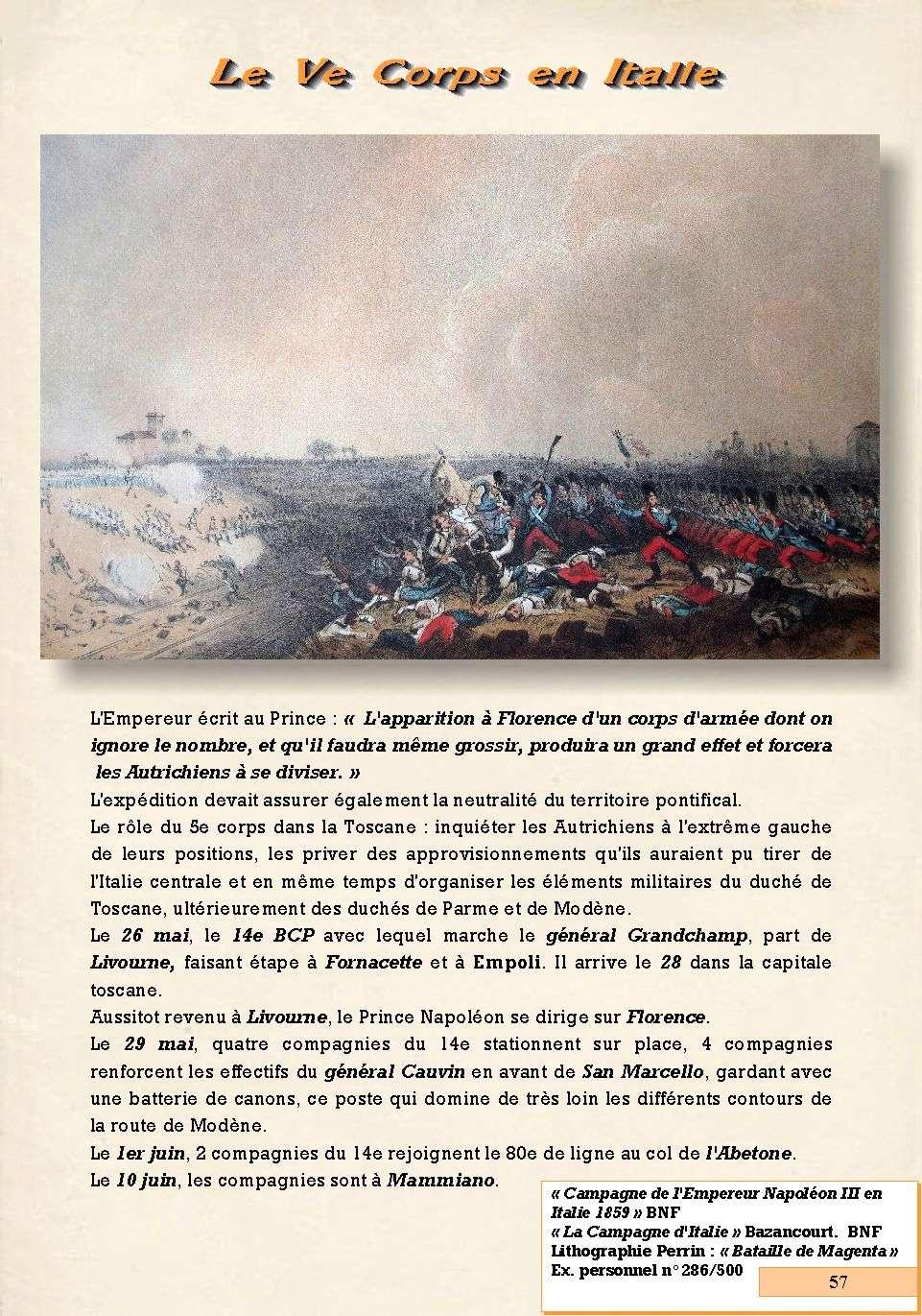 L'Historique du 14e Bataillon de Chasseurs. 1854 - 1962 Page_517