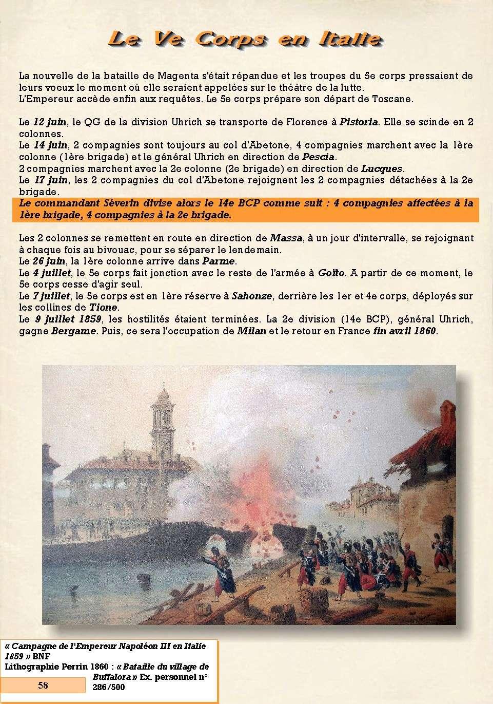 L'Historique du 14e Bataillon de Chasseurs. 1854 - 1962 Page_519