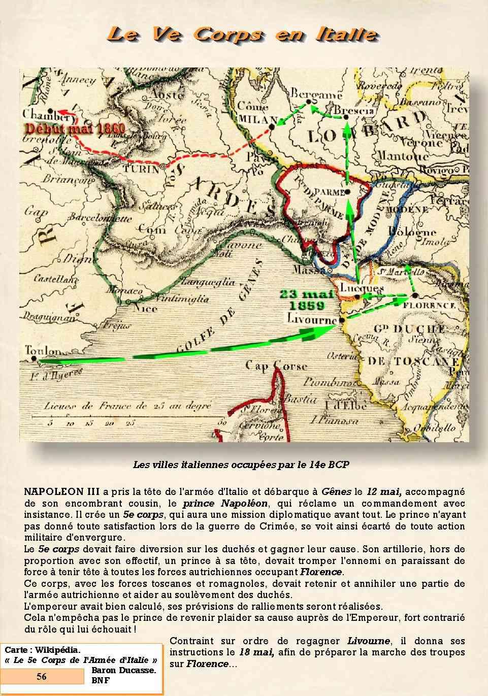 L'Historique du 14e Bataillon de Chasseurs. 1854 - 1962 Page_521