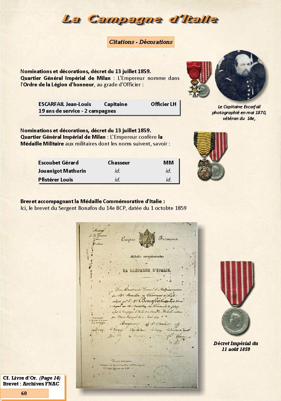 L'Historique du 14e Bataillon de Chasseurs. 1854 - 1962 Page_613