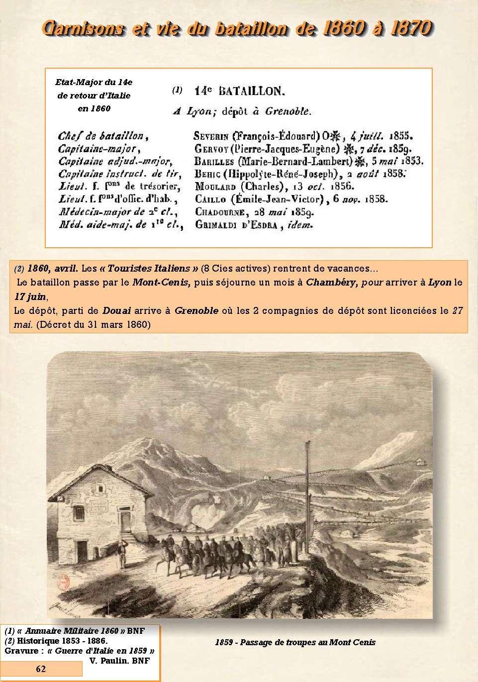 L'Historique du 14e Bataillon de Chasseurs. 1854 - 1962 Page_614