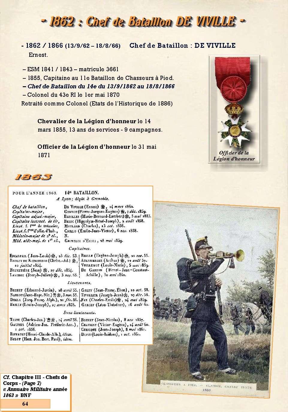 L'Historique du 14e Bataillon de Chasseurs. 1854 - 1962 Page_615