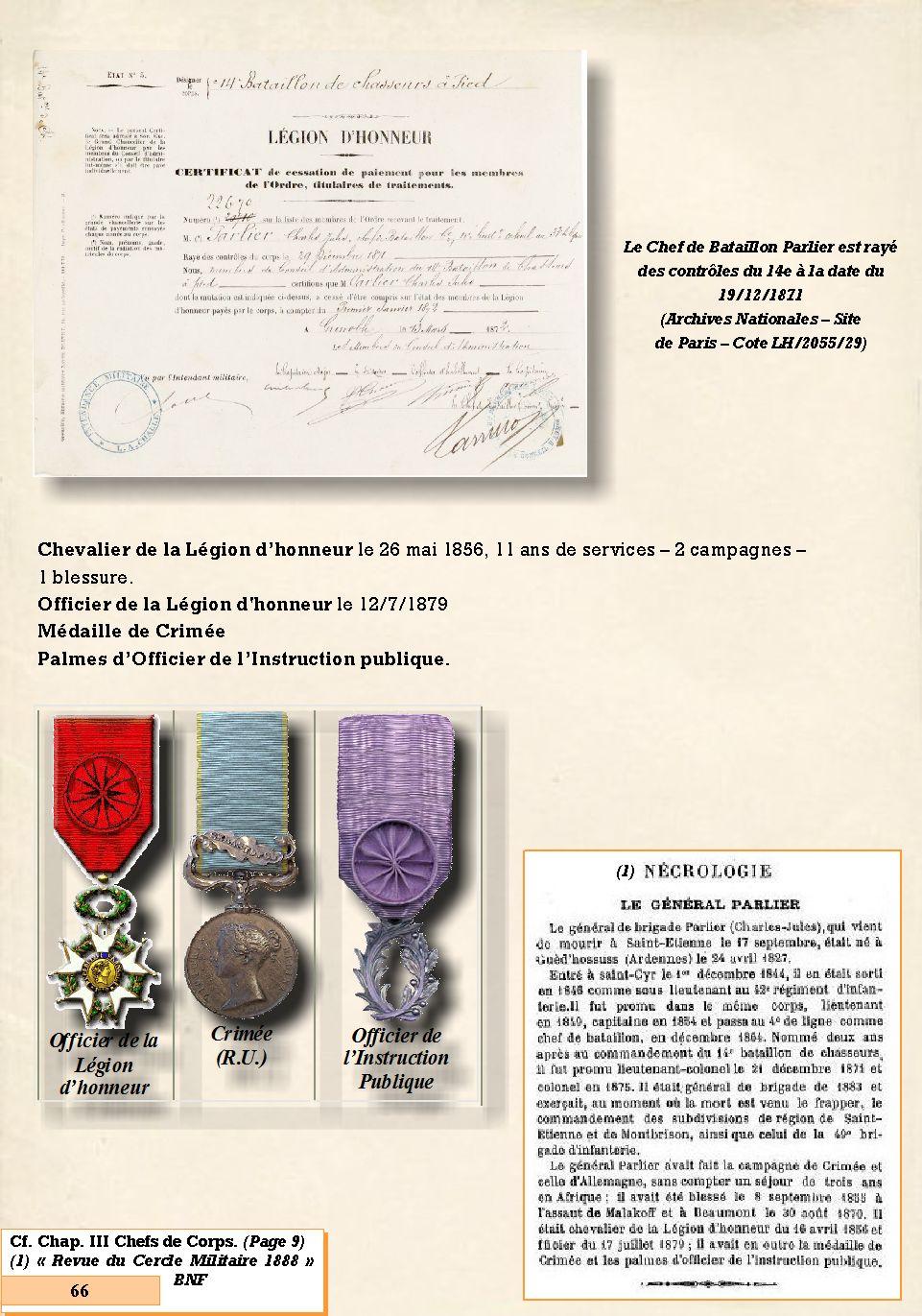 L'Historique du 14e Bataillon de Chasseurs. 1854 - 1962 Page_616