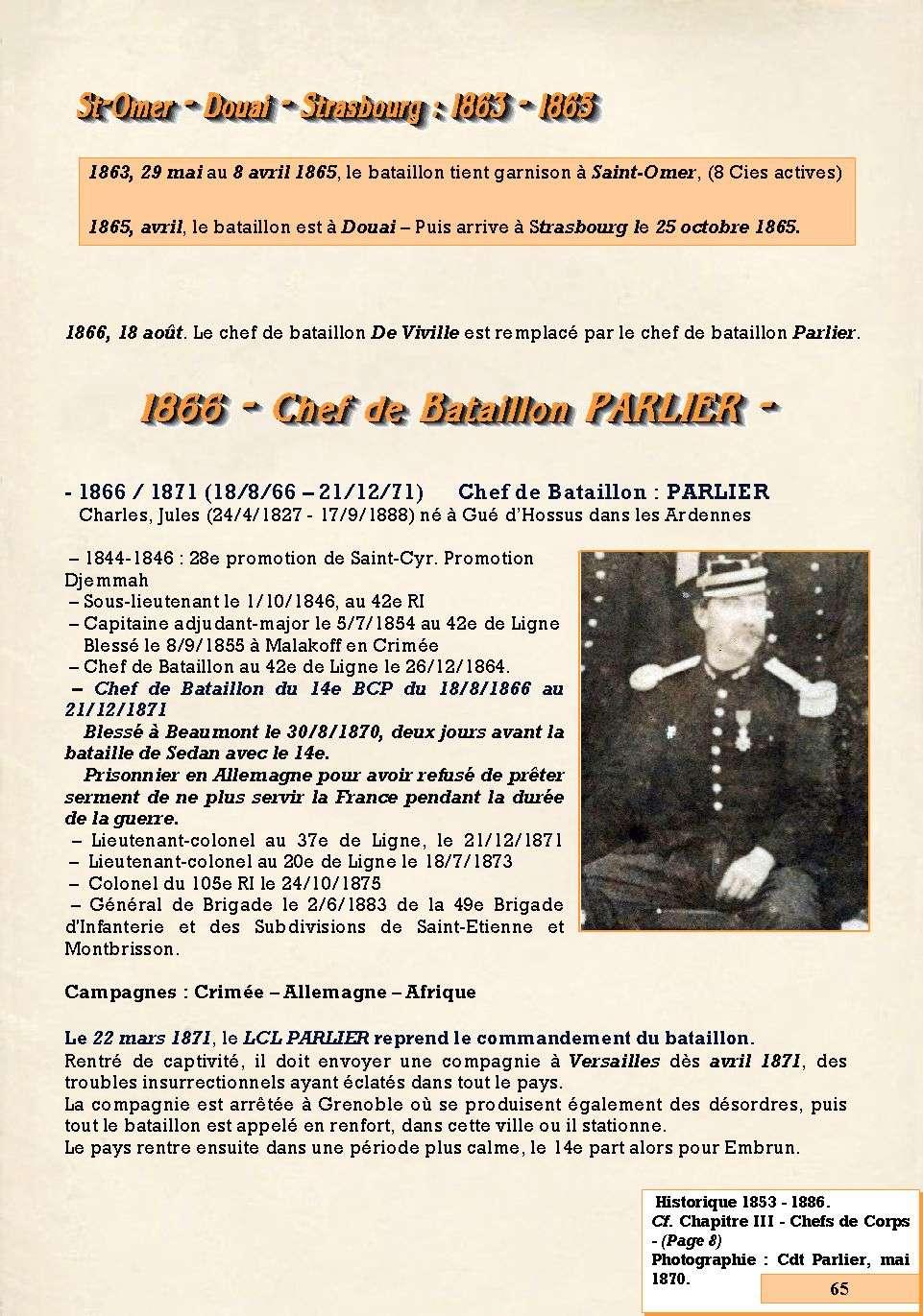 L'Historique du 14e Bataillon de Chasseurs. 1854 - 1962 Page_619