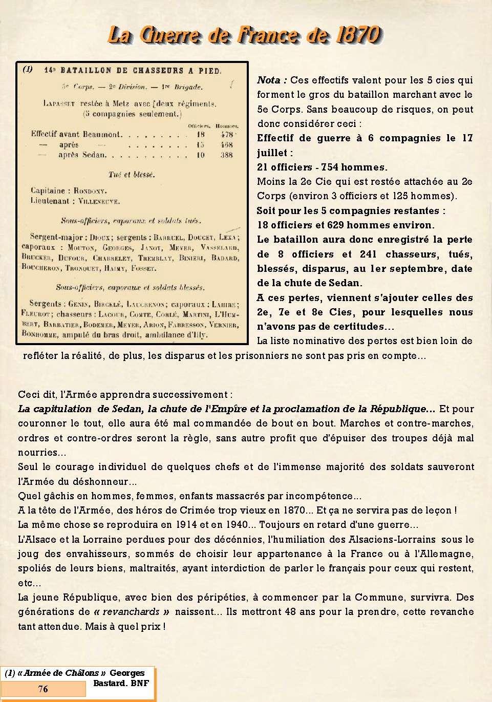 L'Historique du 14e Bataillon de Chasseurs. 1854 - 1962 Page_712