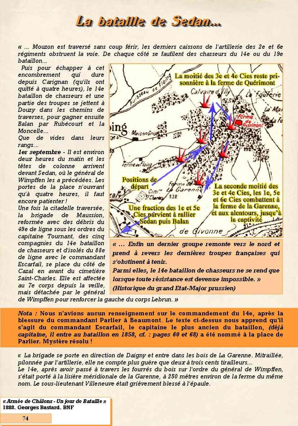 L'Historique du 14e Bataillon de Chasseurs. 1854 - 1962 Page_713