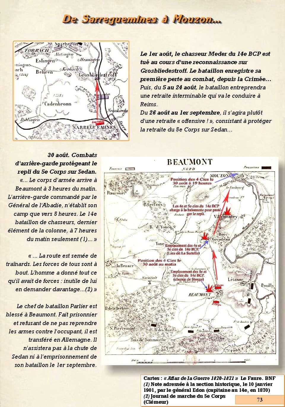 L'Historique du 14e Bataillon de Chasseurs. 1854 - 1962 Page_715